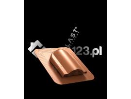 Wywietrznik POŁACIOWY SIMPLE pod pokrycia bitumiczne fi 150 Ceglasty 8004 [WIRPLAST] P170807