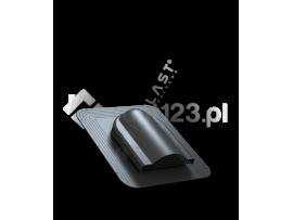 Wywietrznik POŁACIOWY SIMPLE pod pokrycia bitumiczne fi 150 Czarny 9005 [WIRPLAST] P170806