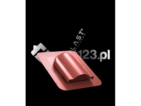 Wywietrznik POŁACIOWY SIMPLE pod pokrycia bitumiczne fi 150 Czerwony 3009 [WIRPLAST] P170804