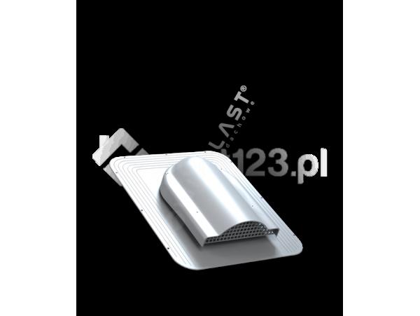 Wywietrznik POŁACIOWY SIMPLE pod pokrycia bitumiczne fi 150 Szary 7046 [WIRPLAST] P170801