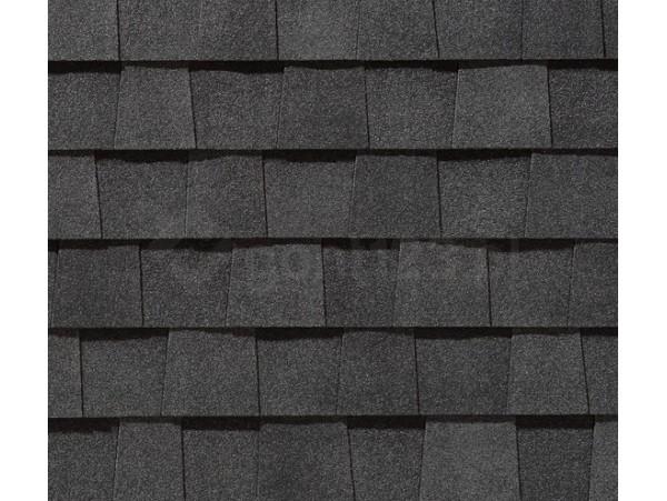 Gont Bitumiczny LANDMARK -  Moire Black [CERTAINTeed]
