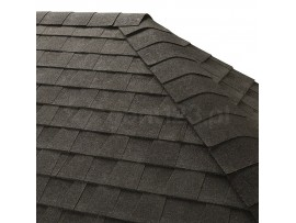 Gont Kalenicowy GAF Seal A Ridge - Kolor CHARCOAL