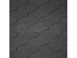 Gont Bitumiczny IKO DiamantShield -  Czarny (01)