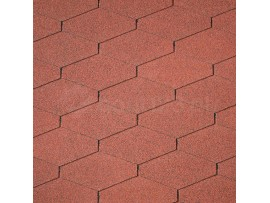Gont Bitumiczny IKO DiamantShield -  Tile Red (10)