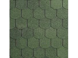 Gont Bitumiczny IKO SUPERGLASS BIBER Amazon Green (03)