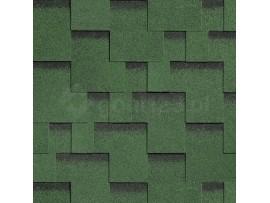 Gont Bitumiczny ACCORD PRAGA 1421 Zielony [MIDA] Classic