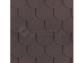 Gont Bitumiczny TANGO BEAVER Plus 5421 Brąz [MIDA] Standard