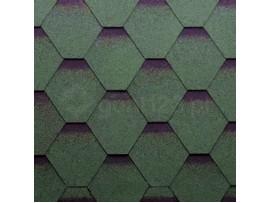 Gont Bitumiczny HEXAGONAL 6813 Zielony [MIDA] Standard