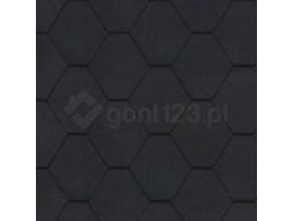 Gont Bitumiczny HEXAGONAL 6824 Czarny [MIDA] Standard
