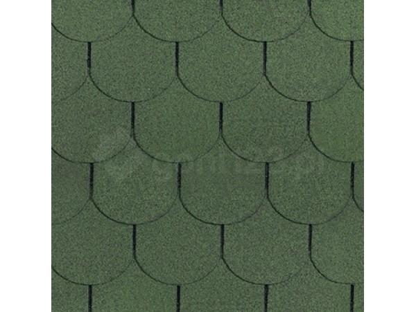 Gont Bitumiczny TANGO SUPER 1511 Zielony [MIDA] Classic