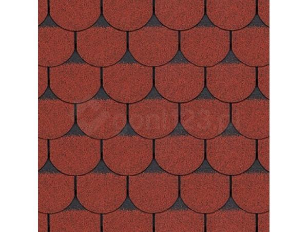 Gont Bitumiczny TANGO SUPER 1528 Czerwony Cień [MIDA] Classic