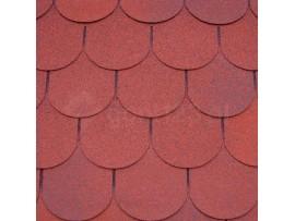 Gont Bitumiczny TANGO BEAVER Plus 5422 Czerwony [MIDA] Standard