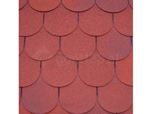 Gont Bitumiczny TANGO SUPER 1529 Czerwony [MIDA] Classic