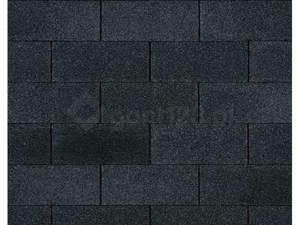 Gont Bitumiczny SUPREME® AR - CZARNY Onyx Black [OWENS CORNING]