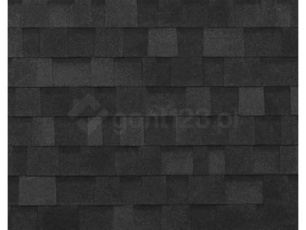 Gont Bitumiczny DURATION TruDefinition®-  CZARNY Onyx Black [OWENS CORNING]