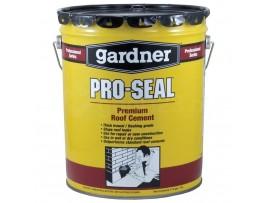 Uszczelniacz Asfaltowy PRO-SEAL PREMIUM  Roof Cement Wet-R-Dri GARDNER 18 kg