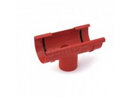 BRYZA Lej spustowy 125/110mm - Czerwień