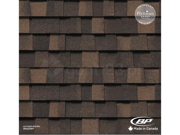 Gont Bitumiczny BP EVEREST 42 HD - Autumn Brown BRĄZ