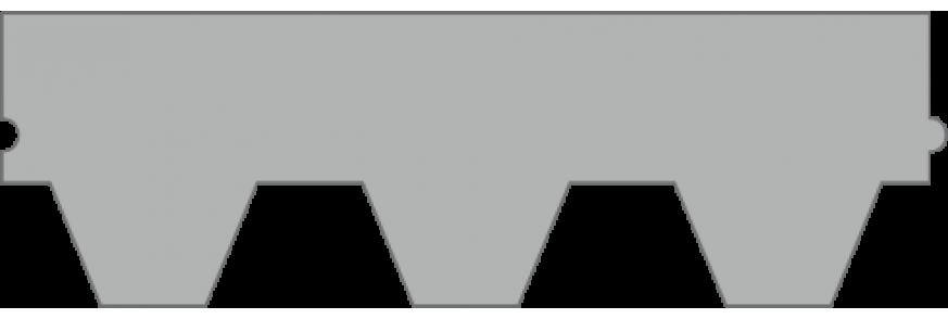 gont PLASTER MIODU